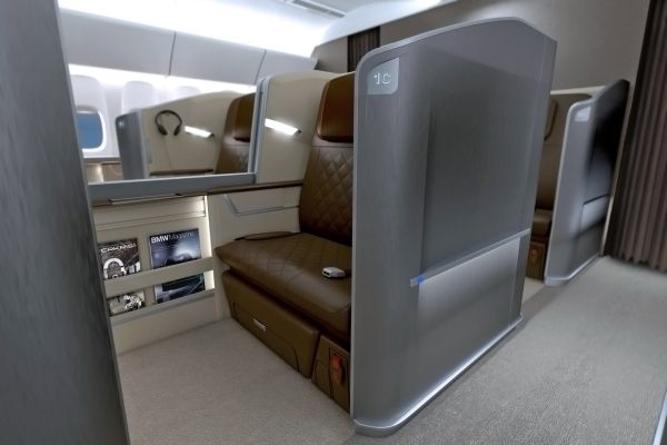 singapur airlines first class