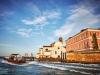 Acquerello terrace with boat III_16302_Print