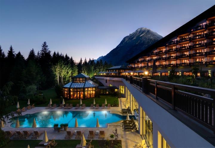 Wochenend-Wellness-Special im Interalpen-Hotel Tyrol