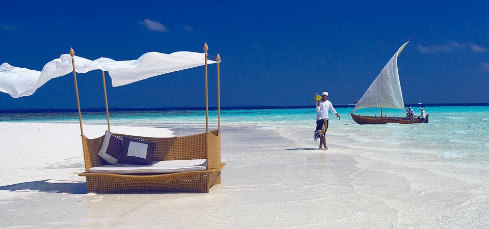 Das Blaue Wunder: die Malediven