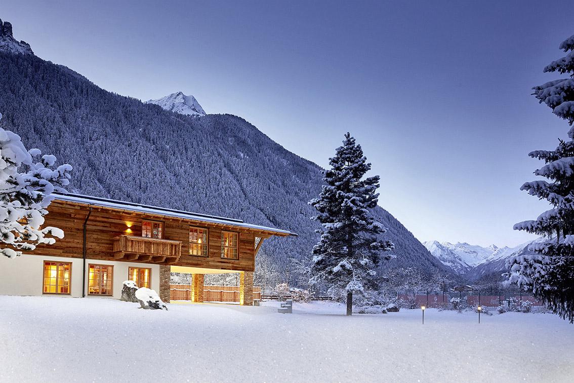 Das Luxus-Spa-Hotel Jagdhof – noch schöner mit neuem exklusivem Spa-Chalet