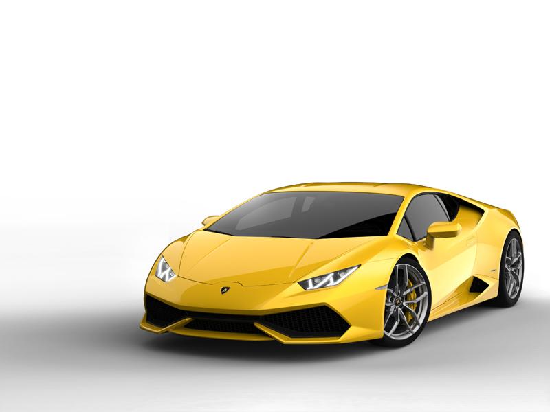 Lamborghini Huracán auf Anhieb erfolgreich: 700 Bestellungen in einem Monat