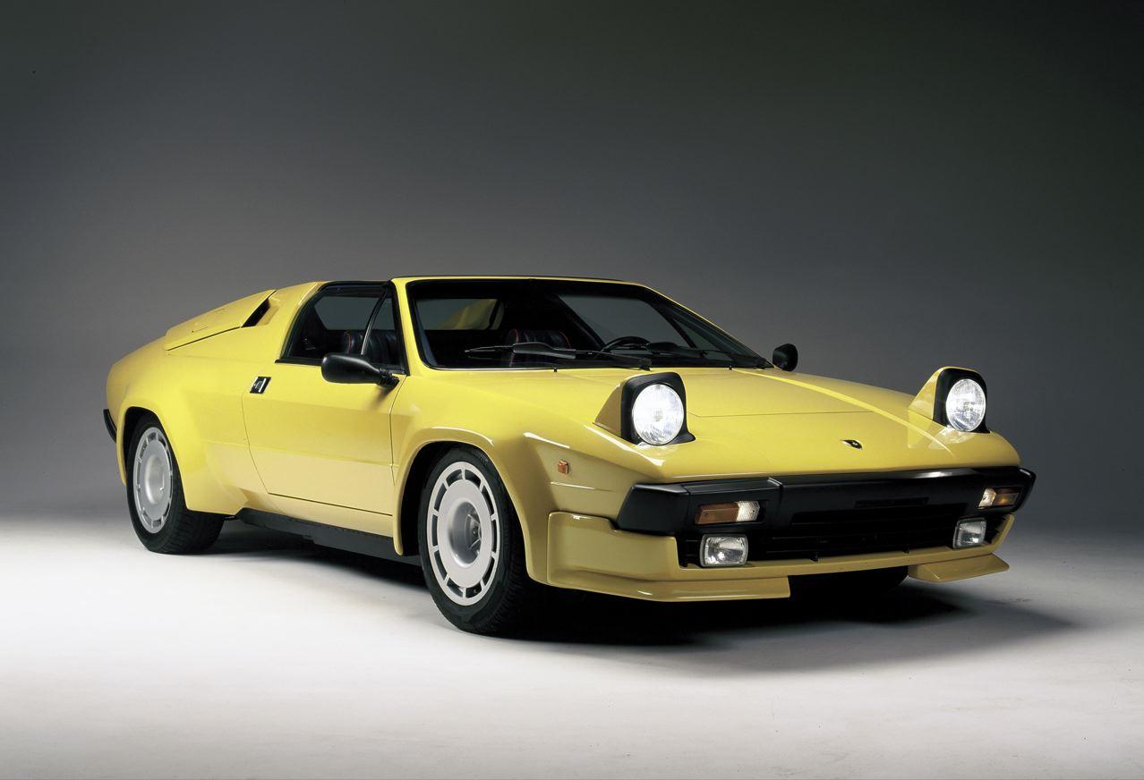 Lamborghini: nun auch die historischen Modelle im Focus