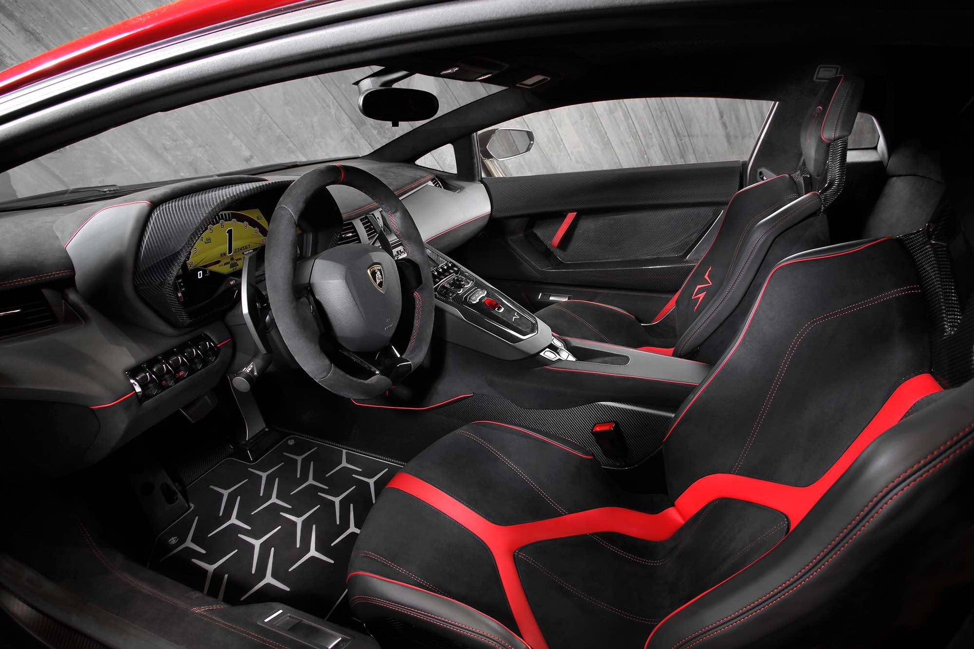 Schnellster Lamborghini aller Zeiten: Aventador LP 750-4 Superveloce
