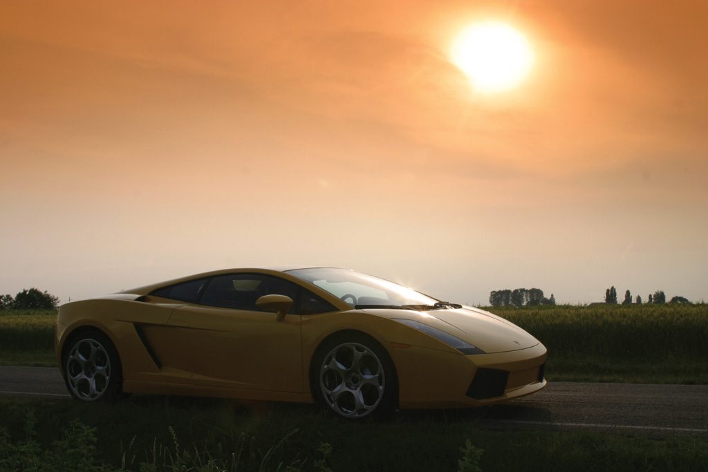Lamborghini, der neue 10 Zylinder!?
