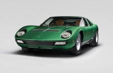 Historisch wertvoll: vintage Lamborghini