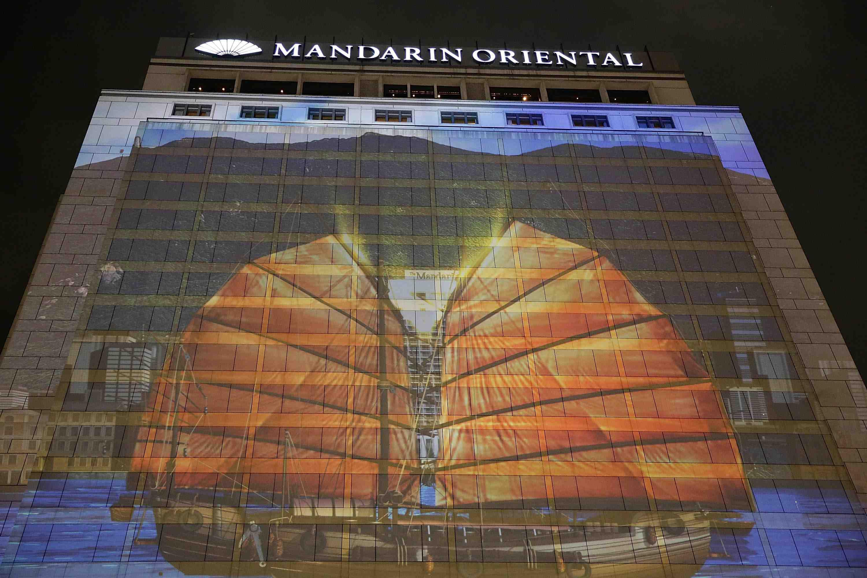 Mandarin Oriental Hongkong feiert 50. Geburtstag