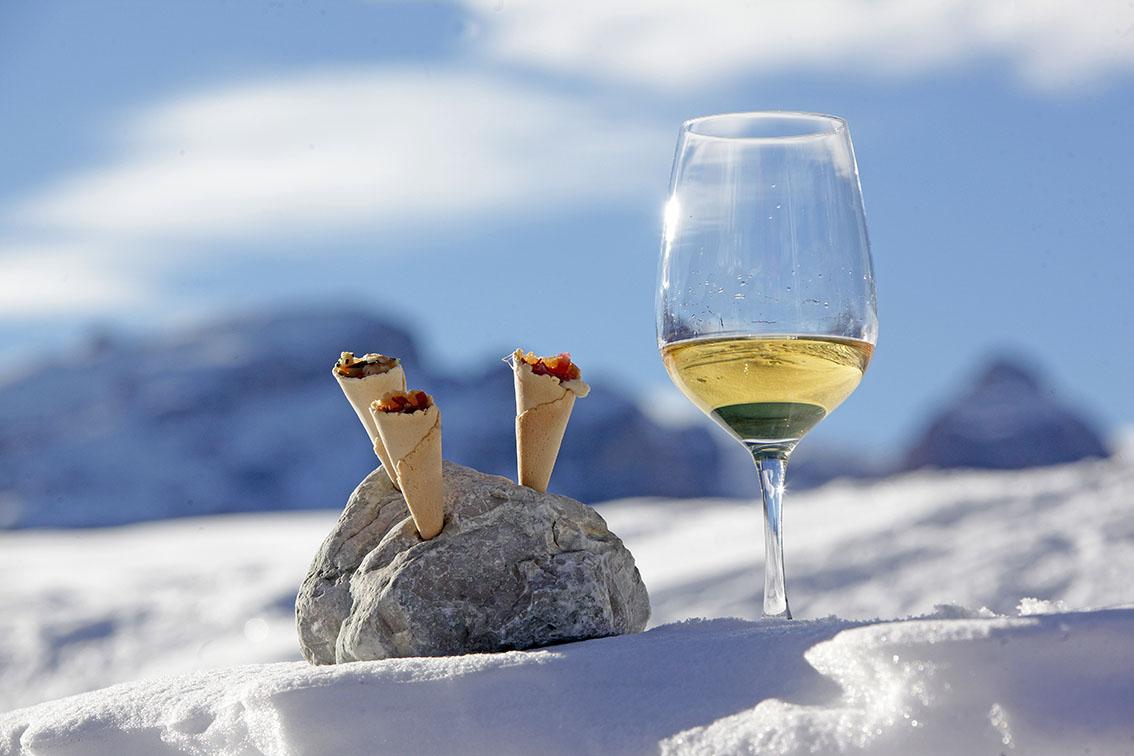 Alta Badia – Skifahren mit Genuss auf klassisch italienische Art garniert mit vielen Sternen