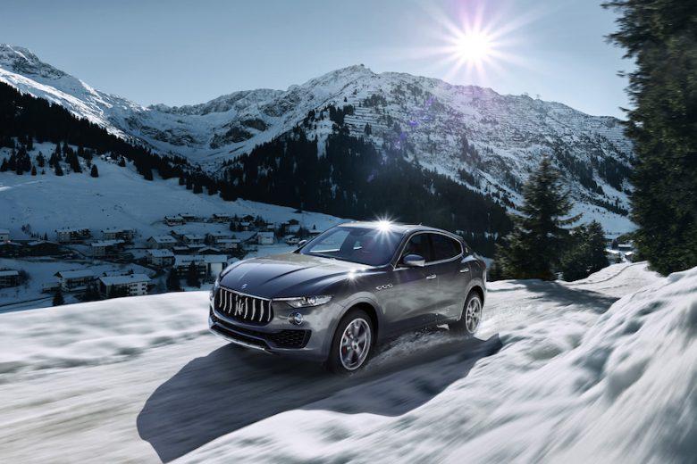 Show on Snow: die besten Luxus-Offroader für die Berge