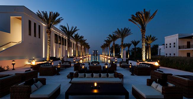 Herbst Blues? Ab zum Golfen in den Oman ….