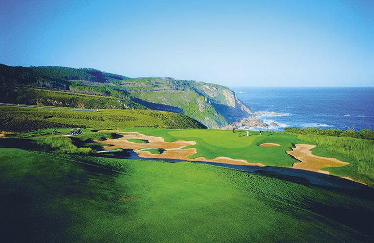 Golf-Luxus in exklusivster Lage an Südafrikas berühmter Garden Route