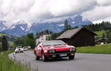 Jetzt anmelden: 30. Kitzbüheler Alpenrallye 7. bis 10. Juni 2017