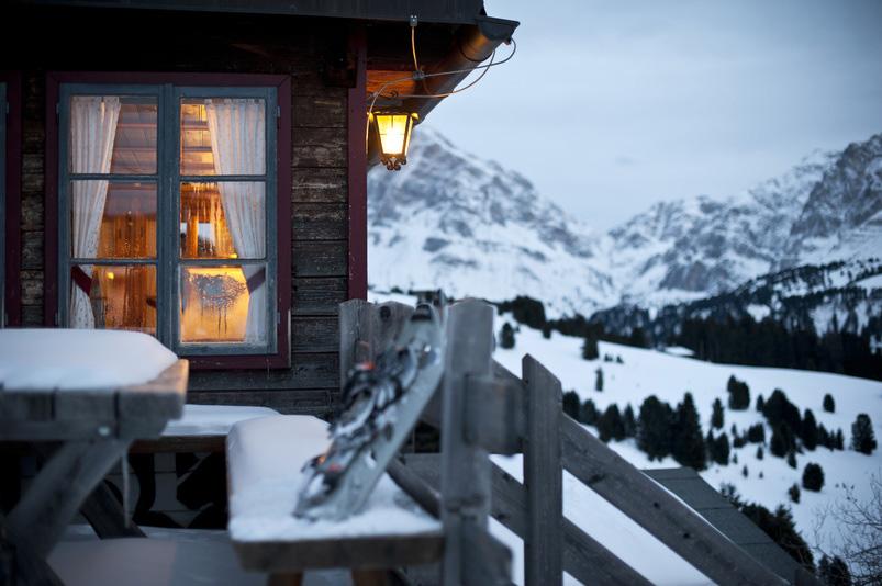 Jetzt unter der Haube: Gourmetführer Gault Millau kürt erstmalig auch Almhütten in Südtirol