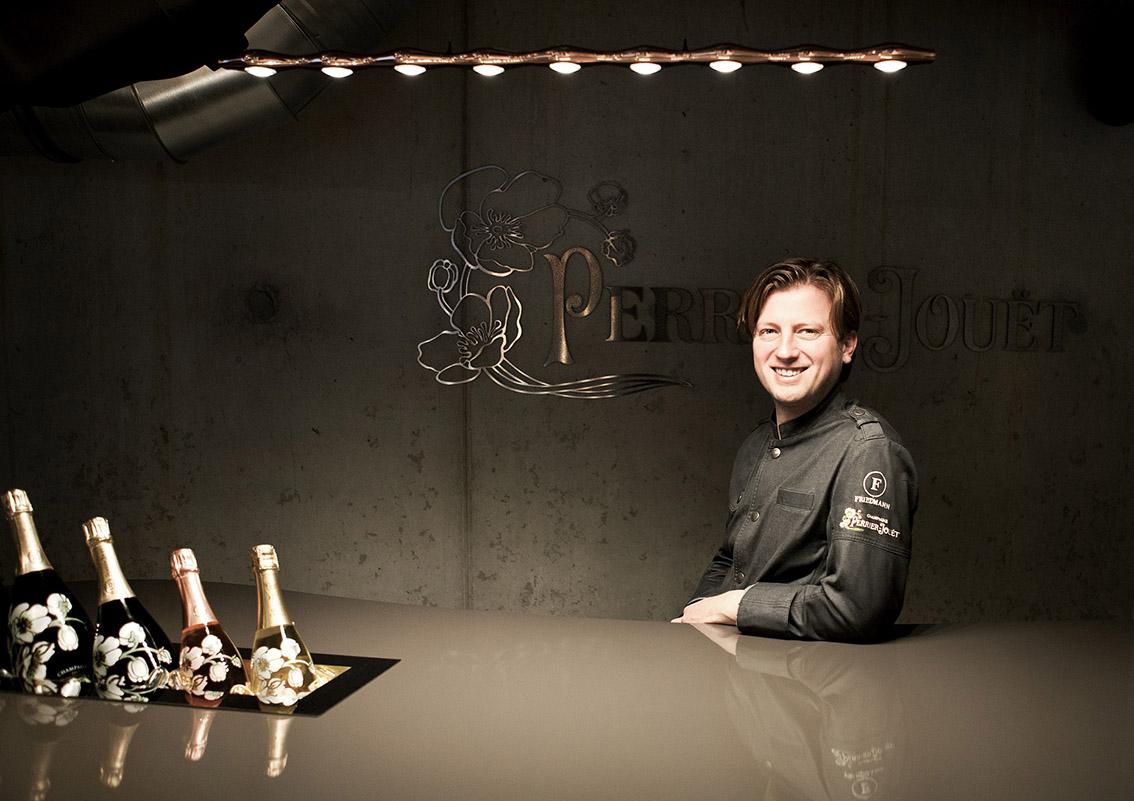 Erneut drei Sterne für «The Table – Kevin Fehling» in Hamburg