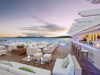 Französische Riviera: Bubbles on the Rooftop
