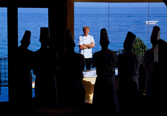 Forte Village Resort_Gordon Ramsay