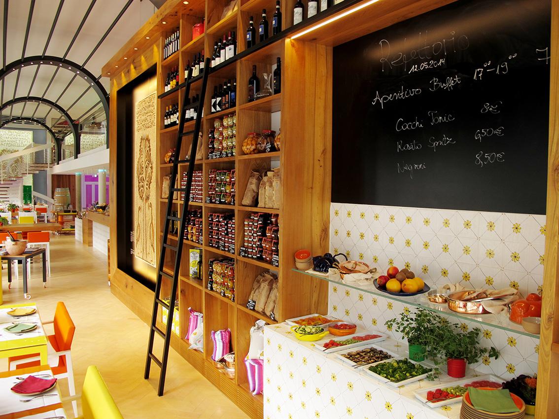Gastronomischer Urlaubstag in Italien – das neue Refettorio
