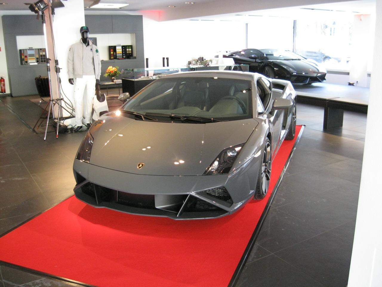 Lamborghini Facelift