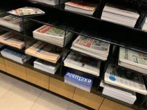 hochwertige Reiselektüre: magazin exclusiv