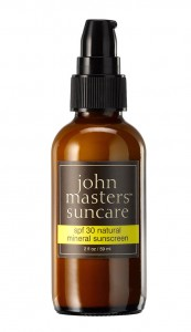 JOHN MASTERS ORGANICS Natural Mineral Sunscreen SPF 30