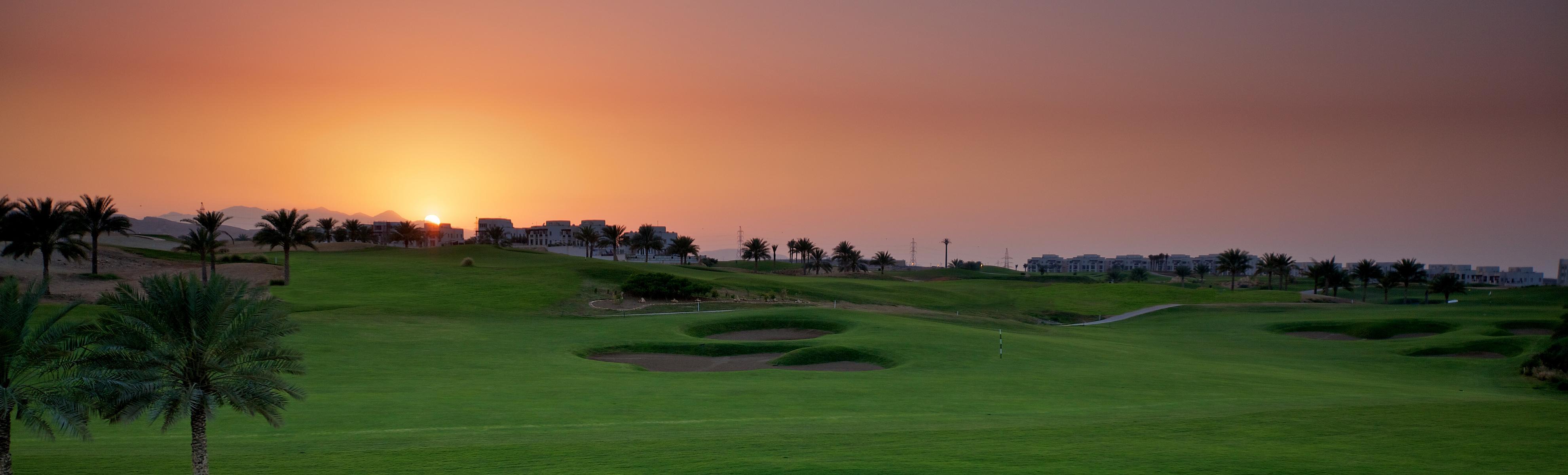 Das Sultanat Oman präsentiert sich als neue Premium-Destination auf der Landkarte anspruchsvoller Golfer