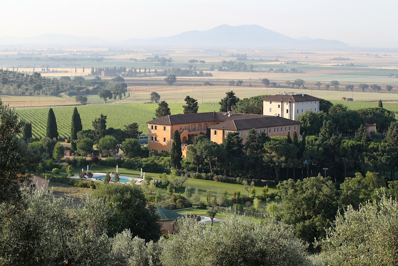 L'Andana – Luxus auf italienisch