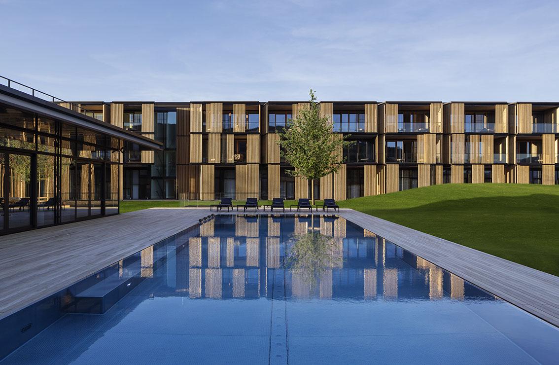 Rekordverdächtige Auszeichnung: der Lanserhof Tegernsee ist das Beste Wellnesshotel Deutschlands
