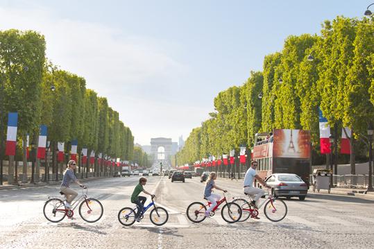 Mandarin Oriental Paris: Die Stadt der Liebe mit der ganzen Familie erleben