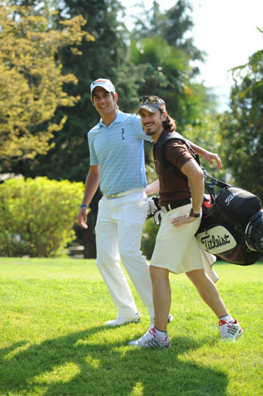 Golf-Beratung mit Massimo Messina