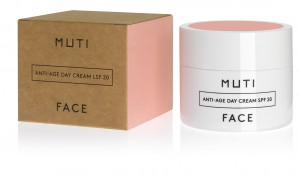 Muti Face_anti-age day cream LSF 20 unpacked