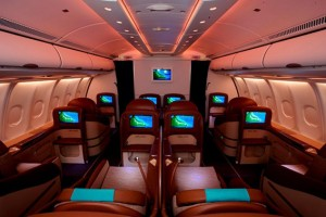 Oman Air Business Class Seats A330_1