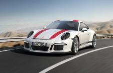 Limitiertes Sondermodell Porsche 911R wurde soeben in Genf enthüllt!