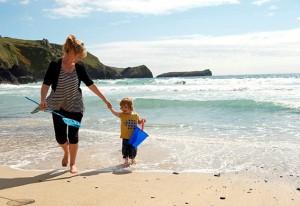 Mit Kind und Kegel zur Luxus-Landpartie nach Cornwall