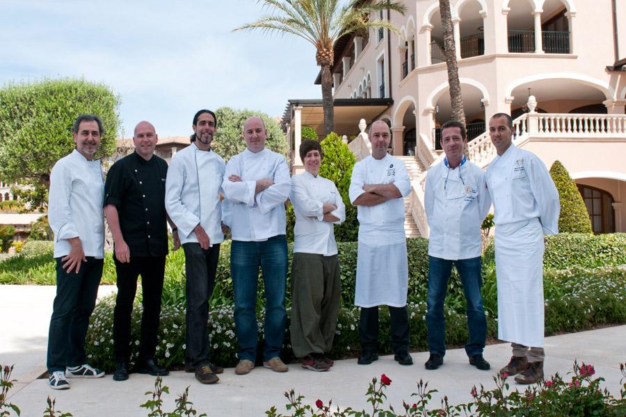 St. Regis Mardavall - Grosser Gourmet Preis 2012