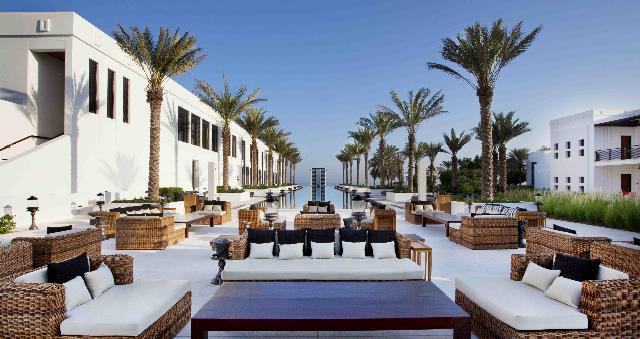 The Chedi Muscat – Design Spa mit längstem Pool der Arabischen Halbinsel