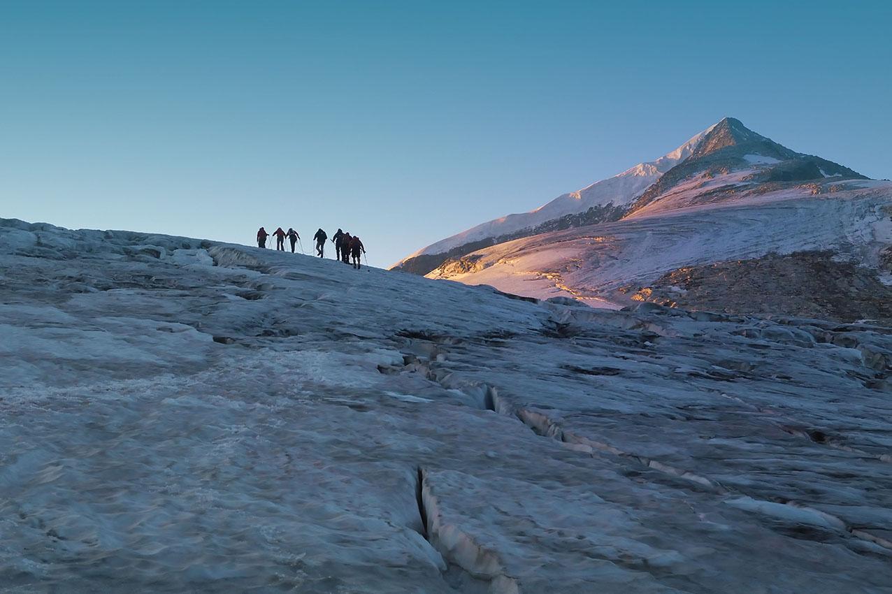 Sommerfrische im Eis: Tiefenentspannt zum Höhepunkt