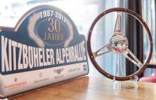 30. Kitzbüheler Alpenrallye: magazin exclusiv live mit dabei