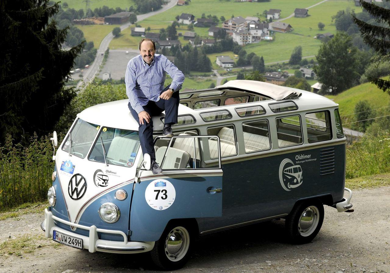 27. Kitzbüheler Alpenrallye: 590 Kilometer auf den schönsten Bergstraßen der Alpen