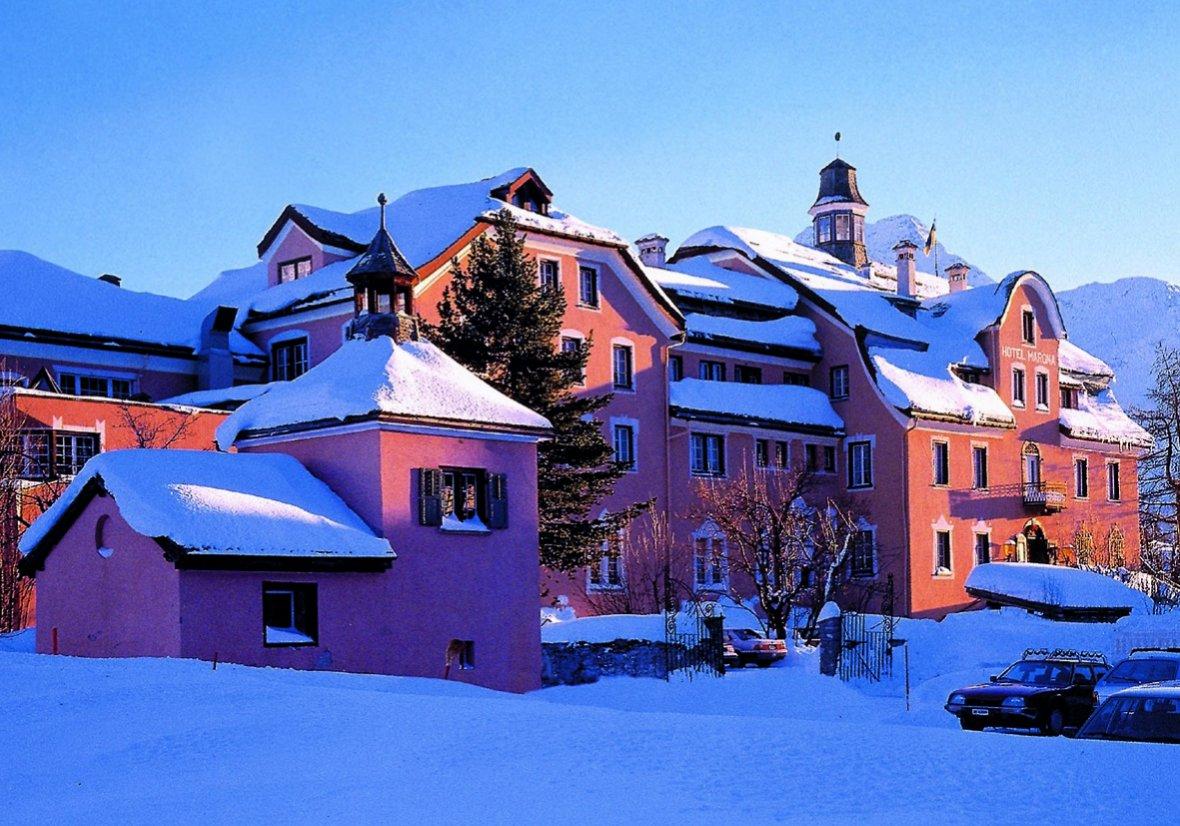 Es muss nicht immer St. Moritz sein!
