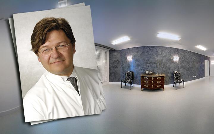 Dr. Dr. med. Josip S. Bill und seine Praxisklinik in Würzburg
