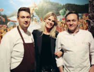 Chefs of the world … by Britt Heudorf