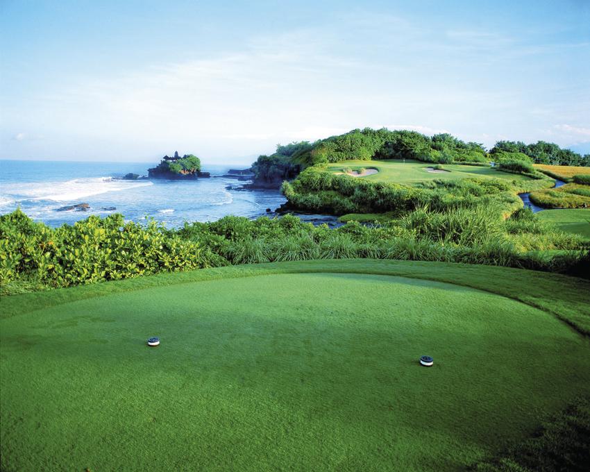 Golf, die schönste Nebensache der Welt
