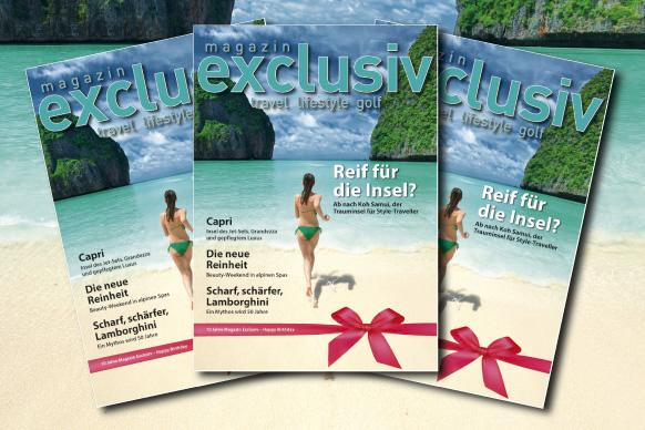 magazin exclusiv Frühling 2013