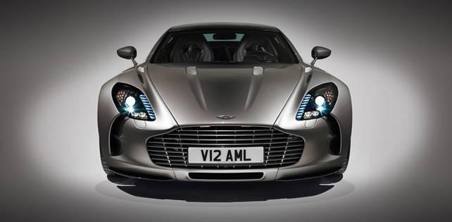 Aston Martin München präsentiert den One-77