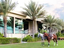 Boutiquehotel Desert Palm Dubai: fünf neue Suiten mit Blick auf die Polofelder