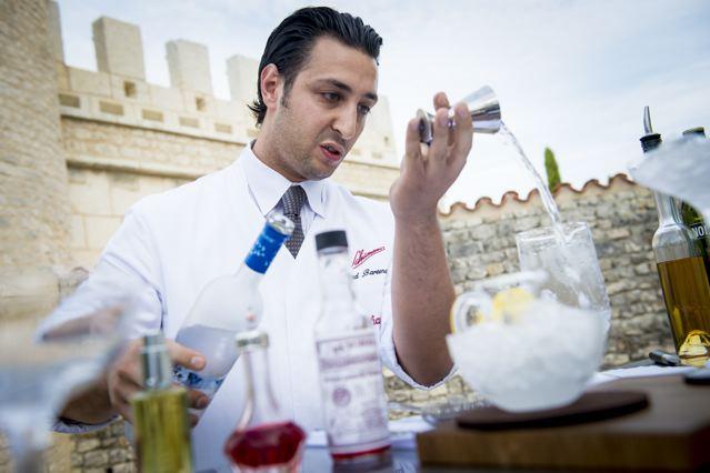 Cihan Anadologlu gewinnt den Grey Goose 10 Cocktailwettbewerb