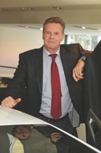 Thomas Kellermann, Geschäftsführer Lamborghini München
