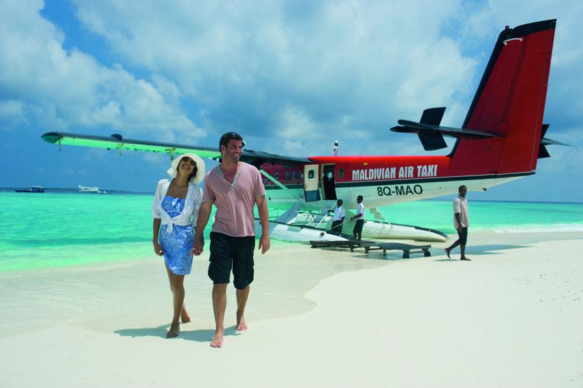 Malediven – das blaue Wunder