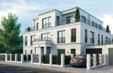 """Das Projekt """"Herthastraße 32"""" wird ein weiterer Meilenstein im Luxusportfolio der GM Grundbesitz GmbH."""