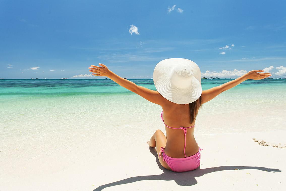 Beauty: Sonnenpflege für den Strand und die Zeit danach …